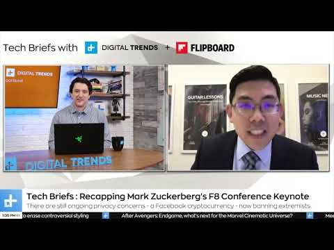 Tech Brief with Digital Trends + Flipboard: May 3, 2019