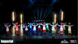 The Bhangra Showdown 2013 *Official HD* - Imperial College - 3rd Place