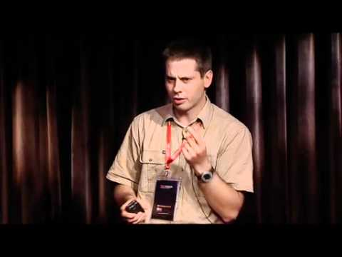 TEDxAdelaide - Paul Gardner-Stephen - Open-Source Telecommunications Infrastructure