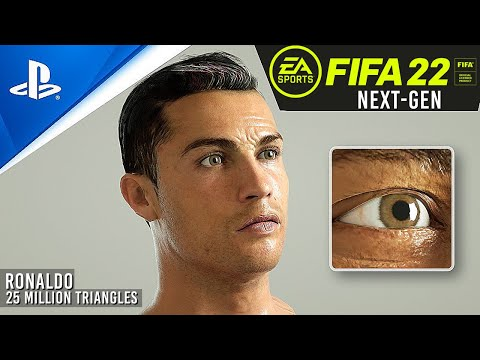 FIFA 22 - NEW PS5 GAMEPLAY DETAILS!
