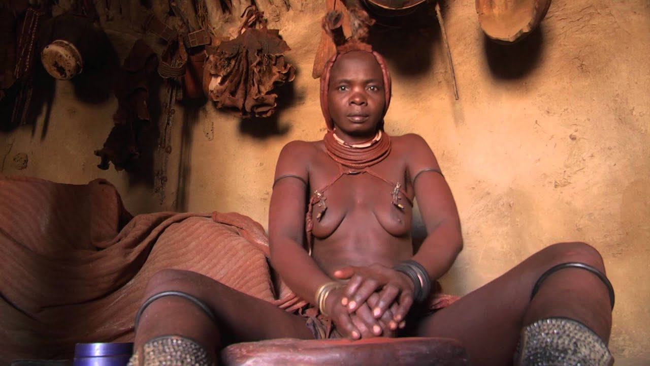 Africa - Himba Tribe Village Life - Youtube-8180