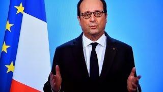 Почему Олланд не идет на президентские выборы