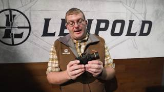 All New Riflescopes, Thermal, and Binoculars from Leupold from SHOT Show 2019!