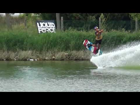 IWWF European Championships Italy, Ravenna 19-09-2015Open Men Final Cable Wakeboard
