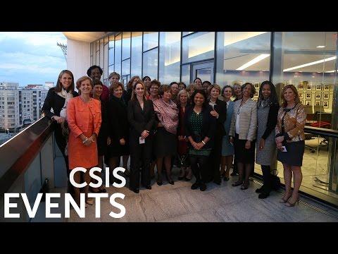 Smart Women, Smart Power: A Conversation with America's Ambassadors