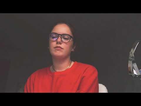 dontwannabeyouanymore by Billie Eilish cover - Jillaine Schock