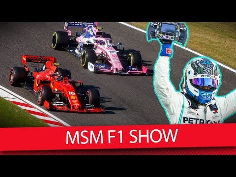 Mehr Super-Sonntage in der F1? - Formel 1 2019 (MSM F1 Show)