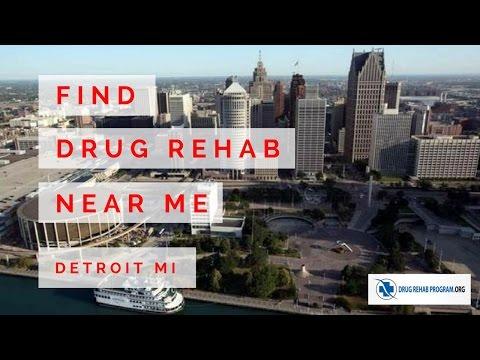 Drug Rehab Near Me Detroit MI