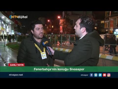 #CANLIYAYIN - Kadıköy'de ilk 11'ler belli oldu. Detayları NTV ekibi aktarıyor