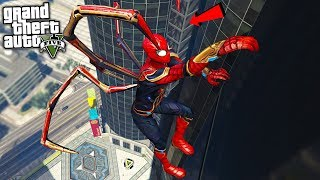 IRON SPIDER MAN - GTA 5 Mods