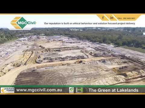 The Green - Construction Update 2018