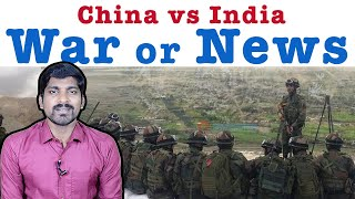 India China Issue | Tamil Pokkisham | Vicky | TP