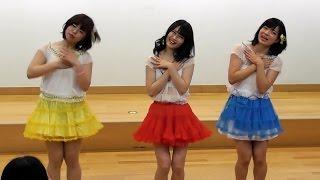 2017年3月19日、同志社女子大学アイドルダンスコピーサークル Pichicart...