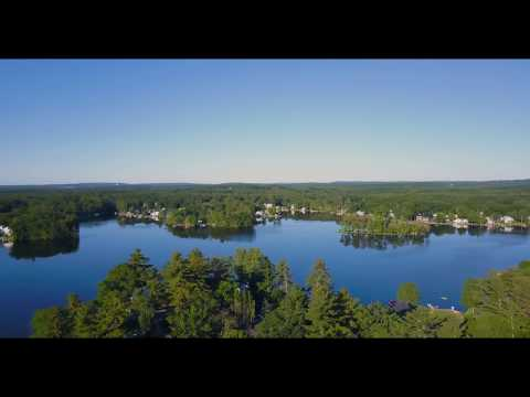 DJI Mavic Pro  Arlington Pond Salem NH, July 4th weekend