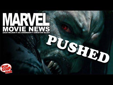 Morbius PUSHED + Marvel Movie News Mailbag! - #270