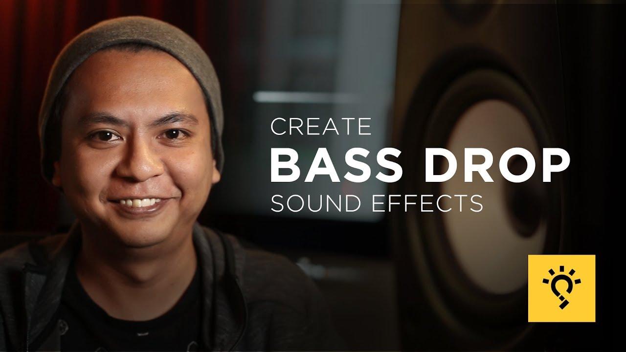 Create A Bass Drop Sound Effect in Less Than A Minute - 123RF