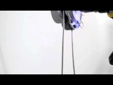 The Pulley Man: A Hoist, Lift, and Winch, All in One