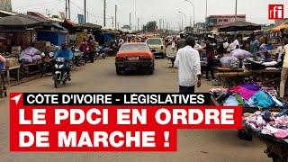 Côte d'Ivoire : pour les législatives, le PDCI et ses alliés en ordre de marche !