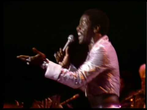 Al Green performing Lets stay together at The Midnight Special