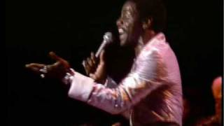Al Green performing Let's stay together at The Midnight Special