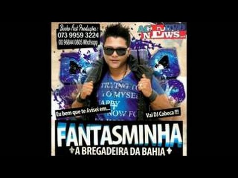 Banda Fantasminha - CD Completo Promocional 2015 (Acervo News)