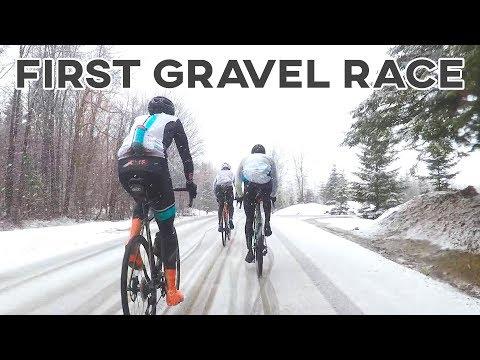 My FIRST EVER Gravel Race was...HARD (FULL Rasputitsa Gravel Race Story)