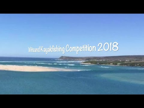 Witsand Kayak Fishing Competition March 2018