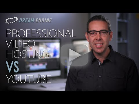 Professional Video Hosting Vs. YouTube Hosting