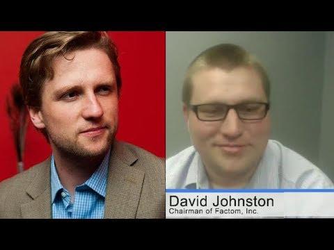 The Tatiana Show - Ryan Singer Of Blockchain Health & David Johnson of Factom