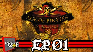 Age Of Pirates Caribbean Tales - Ep. 01 - RPG PIRATA!!