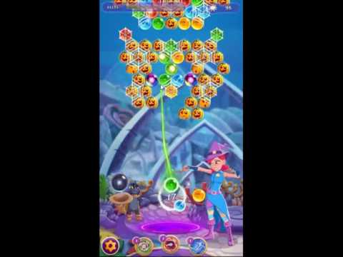 Bubble Witch Saga 3 Level 385 - NO BOOSTERS 🐈