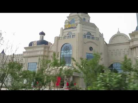 Driving In Harbin, China