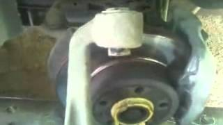 видео Ремонт ходовой Т-4 розборка.
