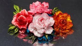 Спрей-розочки - это новые, обильно цветущие сорта роз всевозможной ...