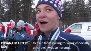 Day 1: IPC Nordic Skiing World Cup Vuokatti thumbnail