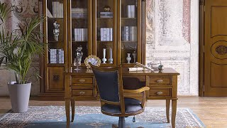 Итальянский кабинет Puccini Ciliegio фабрики CLAUDIO SAONCELLA(, 2015-07-28T22:42:54.000Z)