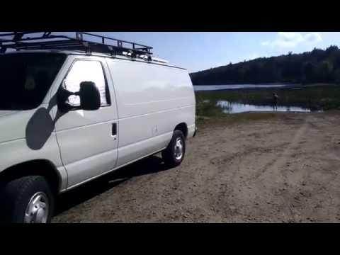 Homemade Camper Van Tour