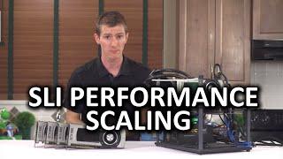 SLI Performance Scaling - Gaming at 4K Resolution