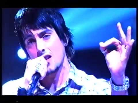 Lostprophets - Last Train Home - Top Of The Pops - Friday 6 February 2004