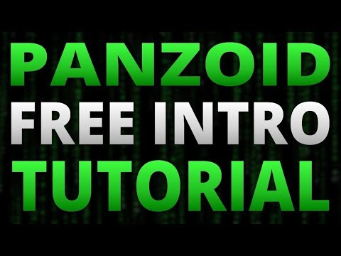 How To Make An Intro For YouTube With Panzoid 2018