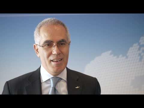 Giorgio Callegari, deputy general director for strategy and alliances, Aeroflot