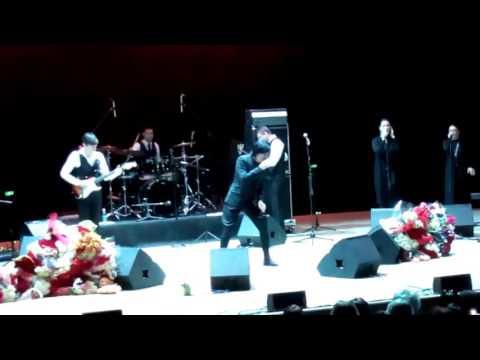 Видео, Гела Гуралиа Нижний Новгород Earth song - Michael Jackson