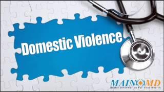 Domestic Violence ¦ Treatment and Symptoms