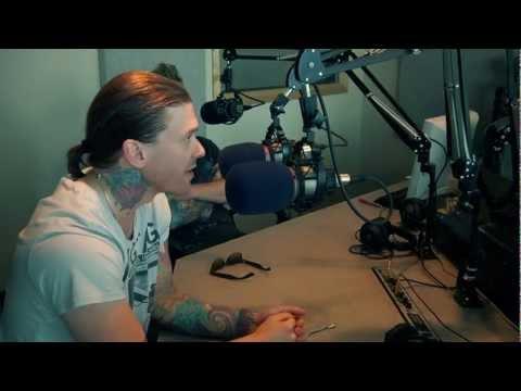 SHINEDOWNTV - EPISODE 01: Rock 102 FM interview in Saskatoon, Saskatchewan