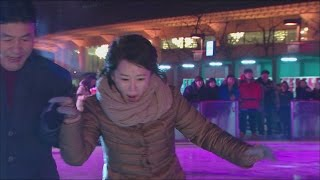 Gambar cover [Mom] 엄마 34회 - Young-kyu,go out with Hwa Yeon at skate rink 20151227