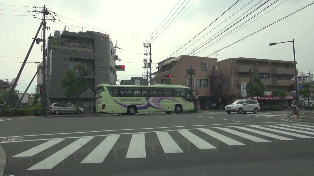 松山環状線 内回り 松山市・堀江...