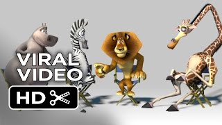 Penguins of Madagascar VIRAL VIDEO - Zooster Interview (2014) - Benedict Cumberbatch Movie HD