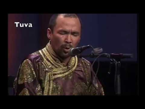 Throat singing of different nations