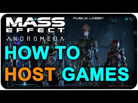 Problems with Hosting? Port Forwarding Guide for Mass Effect Andromeda Multiplayer - TTB