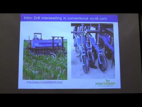 Equipment Innovations for Soil Health: Columbia Country Conservation District